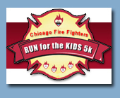 Firefighters Run for the Kids - July 18, 2013