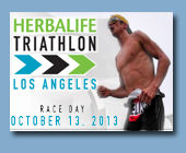 Herbalife LA Triathlon - October 13, 2013
