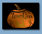Pumpkins in the Park - October 26, 2013